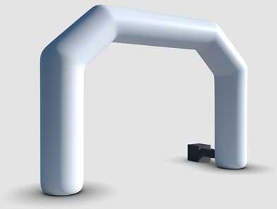 arche ventile simple blanc