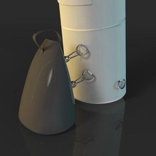 Lestage pour tente gonflable à remplir 40 litres