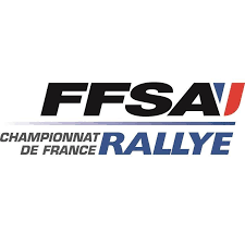 Logo FFSA Championnat de France de Rallye