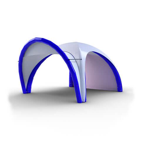 Tente gonflable publicitaire 3x3m