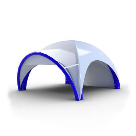 Tente gonflable publicitaire 6x6m