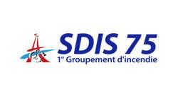 Logo SDIS 75