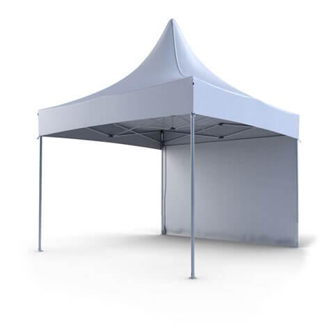 Tente pliable parapluie en format Pagode 4x4m