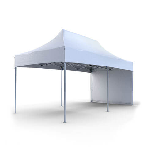 3D de tente pliante barnum pro ZP 3x6m