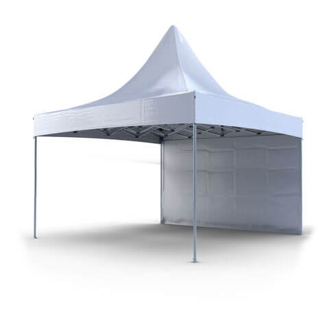 Tente pliante Pro Pagode 5x5m