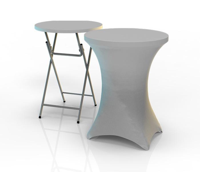 TABLE HAUTE COCKTAIL ou mange-debout
