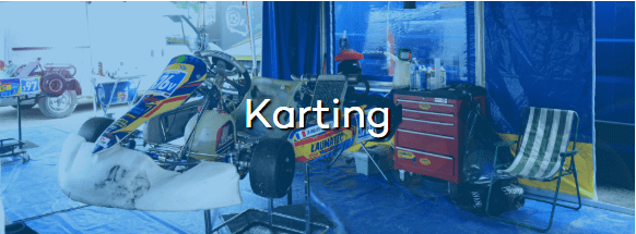 Page spéciale Tente paddock Karting