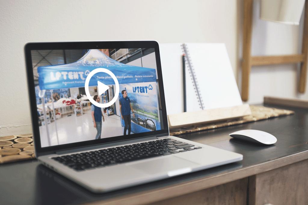 Vidéo d'entreprise LPTENT