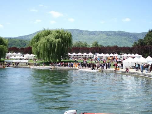 Location de tentes barnums pliants à Annecy Savoie