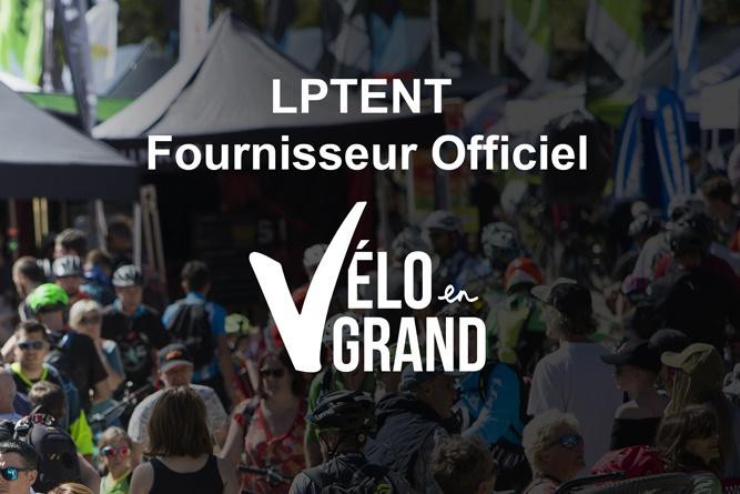 LPTENT Fournisseur officiel Vélo en Grand